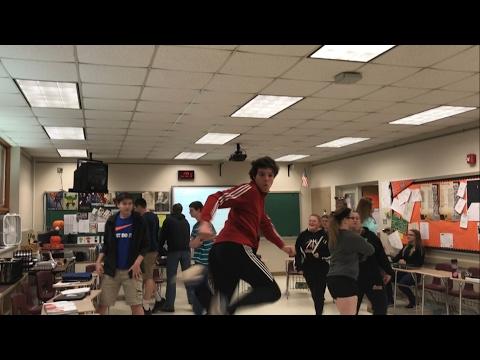 9th Grade English Class Improv