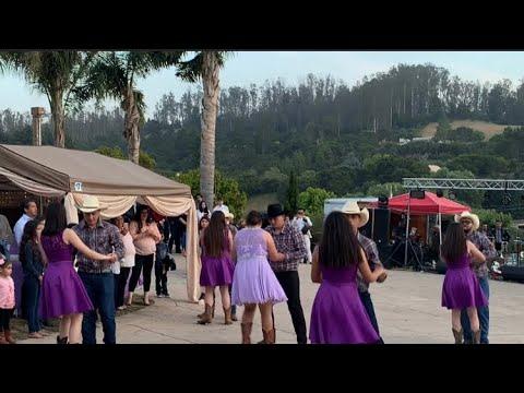Daniela's Quinceañera Surprise dance 2019 (Zapateado , Cumbia, Merengue)