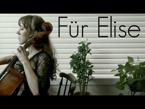 """""""Für Elise"""" (On Cello) - Sarah Joy"""