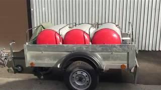 видео Безопасность автономной газификации, арматура газгольдера