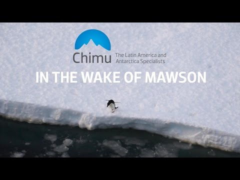 In the Wake of Mawson - Departs 14 Dec 2017