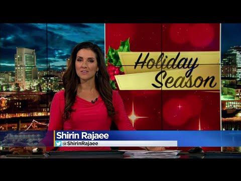 Orangevale Family With Elaborate Christmas Display Gets Surprised By Mariah Carey