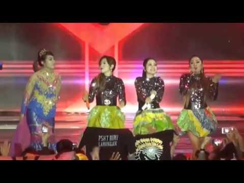 VIA VALLEN - ANOMAN OBONG Om SERA Live Live MNCTV 2016