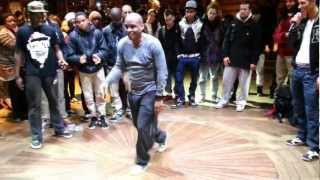 Stockos & Franqey Popping Juge demo - Open Cercle 2012