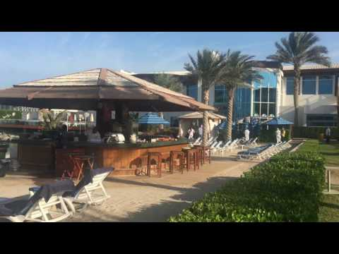 Tour Of The Beautiful Dubai Marina Beach Resort
