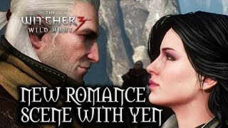 "The Witcher 3: Wild Hunt - New romance scene with Yen in ""Sunstone"" (Patch 1.10)"