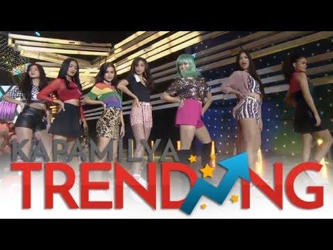 Kapamilya teen idols sa kanila Baambihirang performance