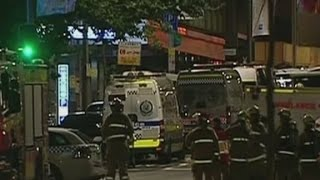 Sydney siege has come to an end