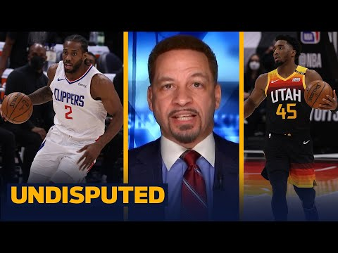 Utah is not too good for the Clippers; this series isn't over — Chris Broussard | NBA | UNDISPUTED