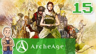 ArcheAge Gameplay Part 15 - Dewstone Plains - Let