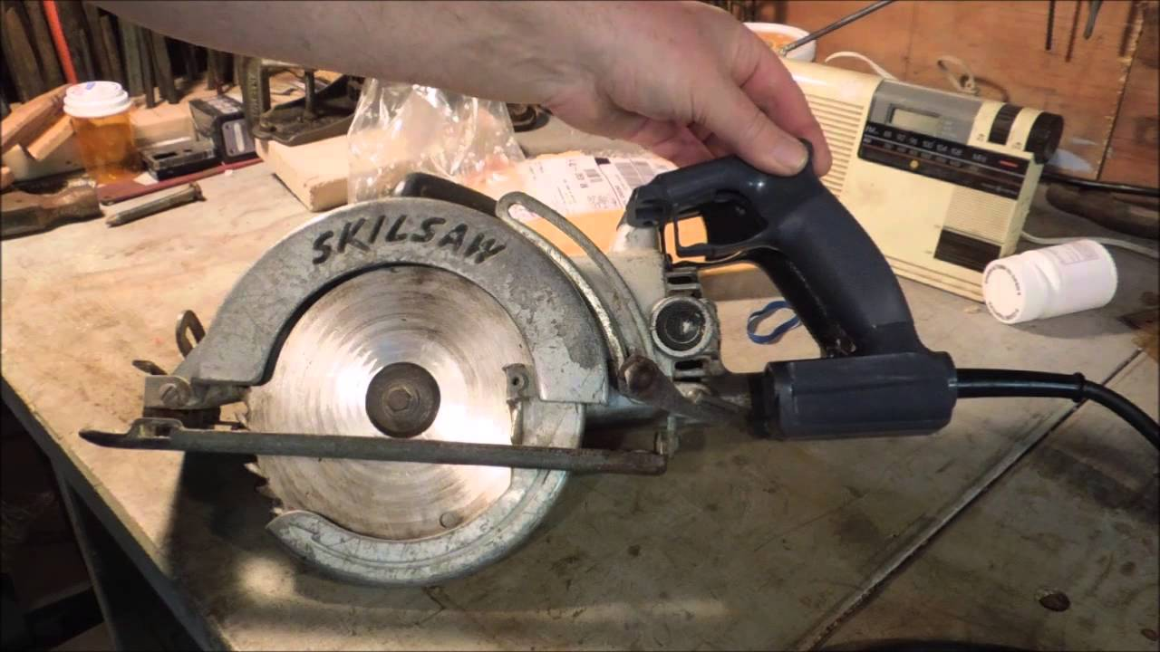 Skilsaw model 77 pt 1 preliminary examination a video tutorial skilsaw model 77 pt 1 preliminary examination a video tutorial by old sneelocks workshop youtube greentooth Images