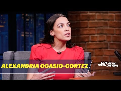 Ocasio-Cortez: Green New Deal 'narratives are manipulated' to make us 'give up'