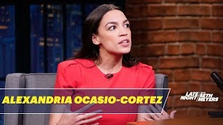 Rep. Alexandria Ocasio-Cortez Breaks Down What the Green New Deal Really Is thumbnail