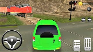 Parking Frenzy 3D india Simulator Cars SUV Gren and Trains #36 - Best Android Gameplay