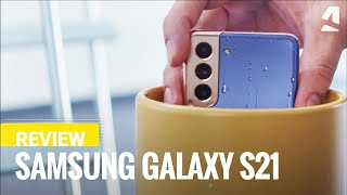 Samsung Galaxy S21 5G review