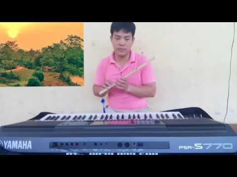 CAY ĐẮNG BỜ MÔI - Sáo trúc Quang Nam