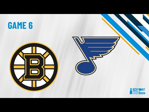 Stanley Cup Final Game 6 - First Intermission