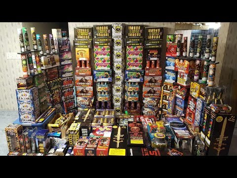 My July 4th, 2018 Firework Stash In Its Entirety (And Prices for WF Boom Products!!)