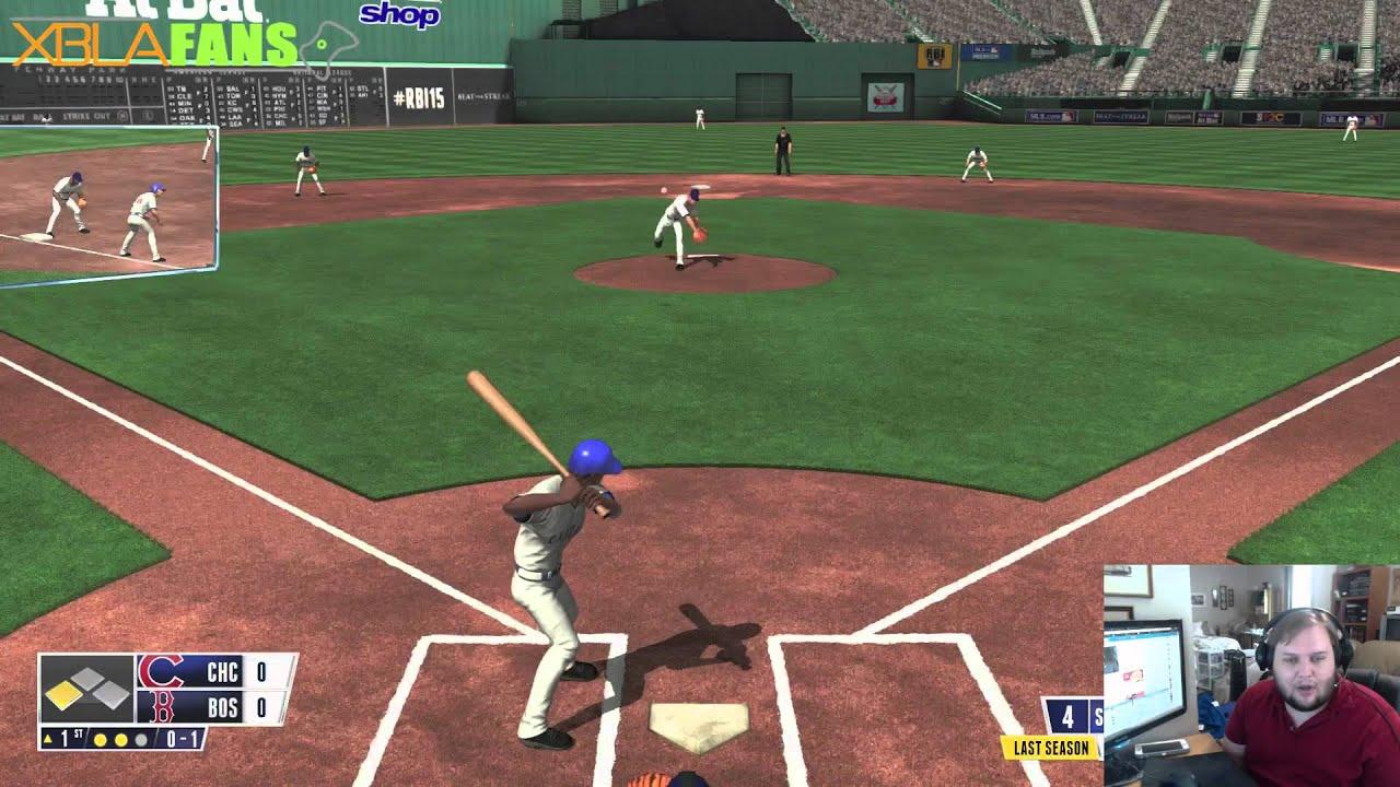 rbi baseball u002715 quick impressions youtube