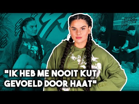 FAMKE LOUISE OVER HAAT, RONNIE FLEX EN HAAR DOCUMENTAIRE - DE SUPERGAANDE TALKSHOW