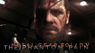 Metal Gear Solid 5: The Phantom Pain 'GDC 2013 Trailer' [1080p] TRUE-HD QUALITY