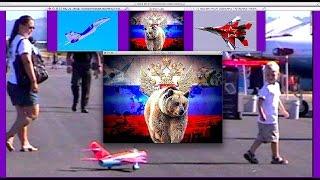 MAKS Berlin Wall Air Show Pay4View World Economy Fund Raiser