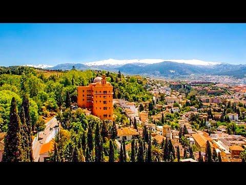 A Walk Around Granada, Spain