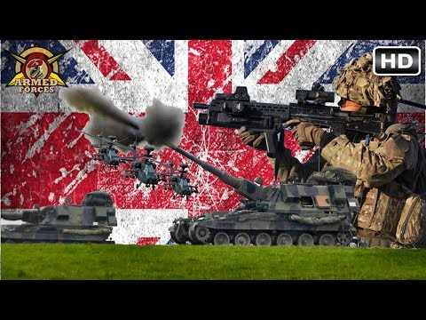 How Dangerous is the British Army? United Kingdom Military Power 2017