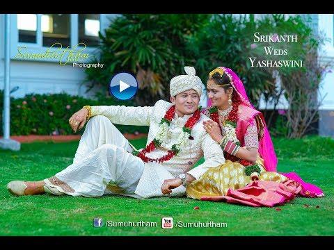 Srikanth + Yashaswini Wedding Story