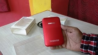 Samsung F2 External Hard Drive Case Unboxing & Hands On