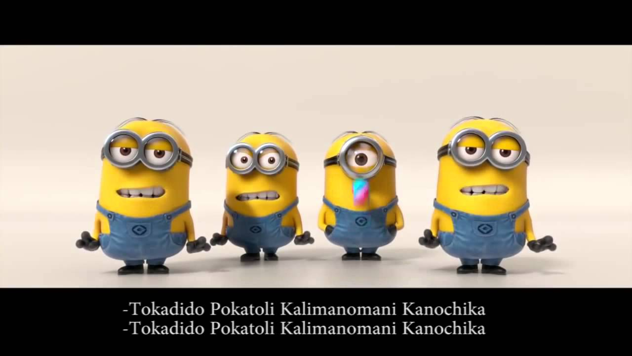 minions banana song ringtone free download