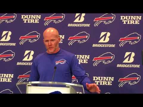 Buffalo Bills Week 14: vs. Indianapolis Colts - Sean McDermott (12/4/17)