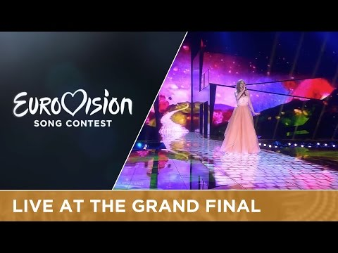 LIVE - ZOÃ‹ - Loin d'Ici (Austria) at the Grand Final of the Eurovision Song Contest