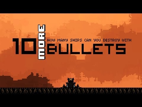 10 More Bullets - iOS / Android - HD Gameplay Trailer