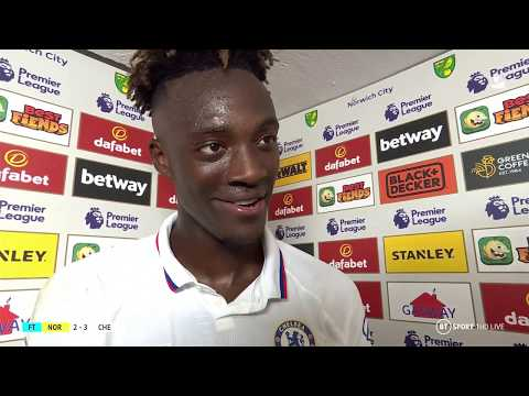 """""""I've dreamt of this moment!"""" Tammy Abraham thrilled after brace in Chelsea win"""