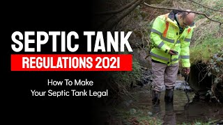 new septic tank regulations explained