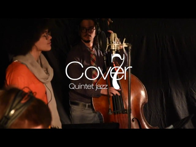 I can't help it Quintet Jazz Cover7