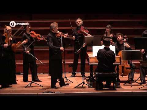 Vivaldi: Vioolconcert 'Il grosso Mogul' - Kammerorchester Basel - Live concert HD