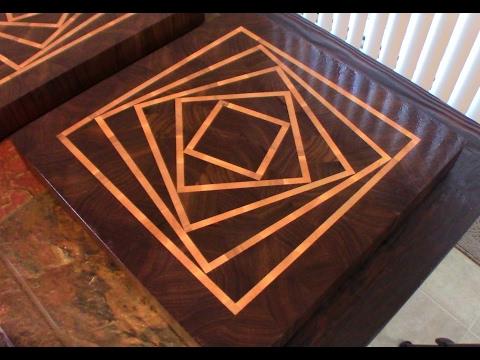 Amazing Rotating Squares