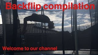 WELCOME TO OUR CHANNEL!! flip compilation!