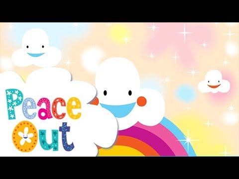 Peace Out Guided Relaxation for Kids | 14. Cloud Story