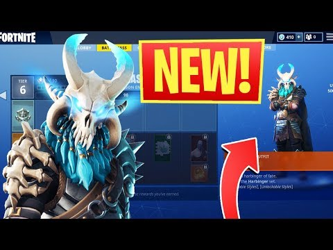 *NEW* SEASON 5 UNLOCKED FINAL SKIN!!!!! (Fortnite Battle Royale New Battle Pass Reaction)