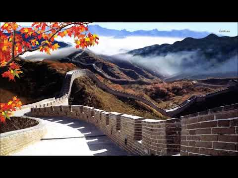 Chinese Healing ZEN Music  |  Peaceful body & Mind | Relax Music 💙💜❤