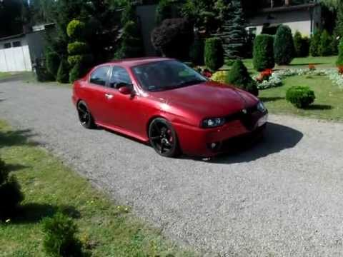 Alfa romeo 156 v6 tuning 10