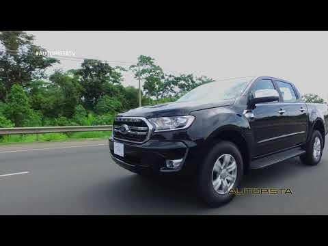 Prueba Ford Ranger 2020 AutopistaTV