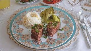 وصفات تركية سهلة ولذيذة😋عزومة لصديقتي مغربية في إسطنبول