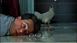 У нас тигр в ванной !!! Утро после мальчишника. Мальчишник в Вегасе. 2009.