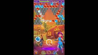 Bubble Witch 3 Saga Level 1007  No Boosters