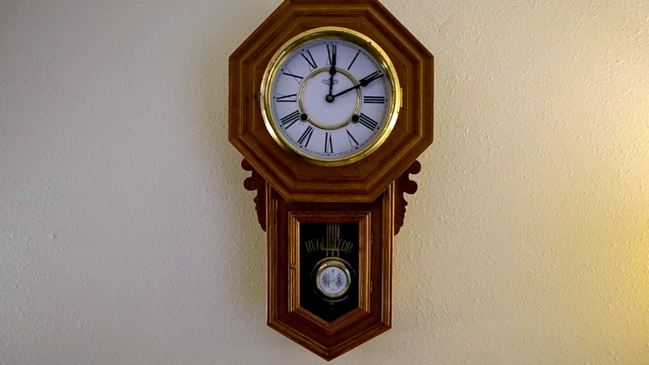 Wonderful Pure Ambience   Pendulum Clock 1 Hour Awesome Design