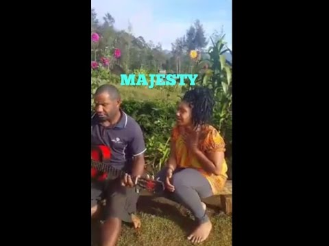 Majesty - Most Beautiful voice (PNG girl)